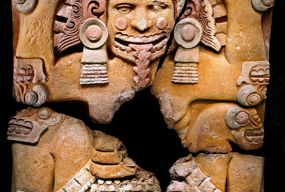 Tlaltecuhtli: The Jaws of Life and Death